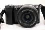 Фотоаппарат Sony Alpha ILCE-5000 Kit 16-50 б/у
