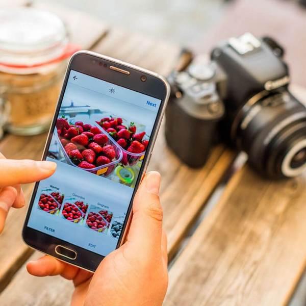 Пример фотографии с Canon EOS 200D