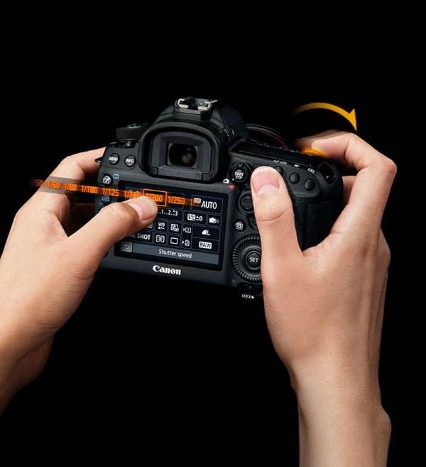 ЖК-экран Canon EOS 5d MarkIV