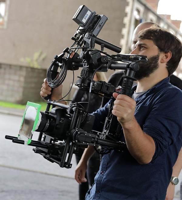 Съемка видео Canon EOS 5d MarkIV