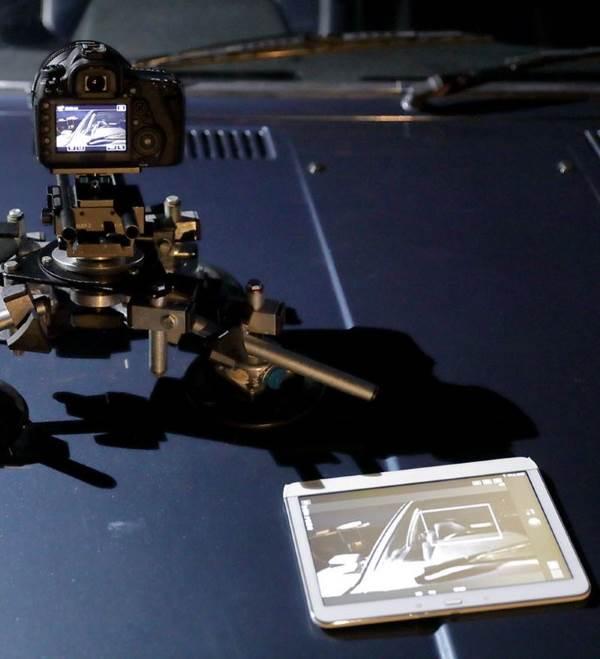 Подключение и удаленная съемка Canon EOS 5d MarkIV