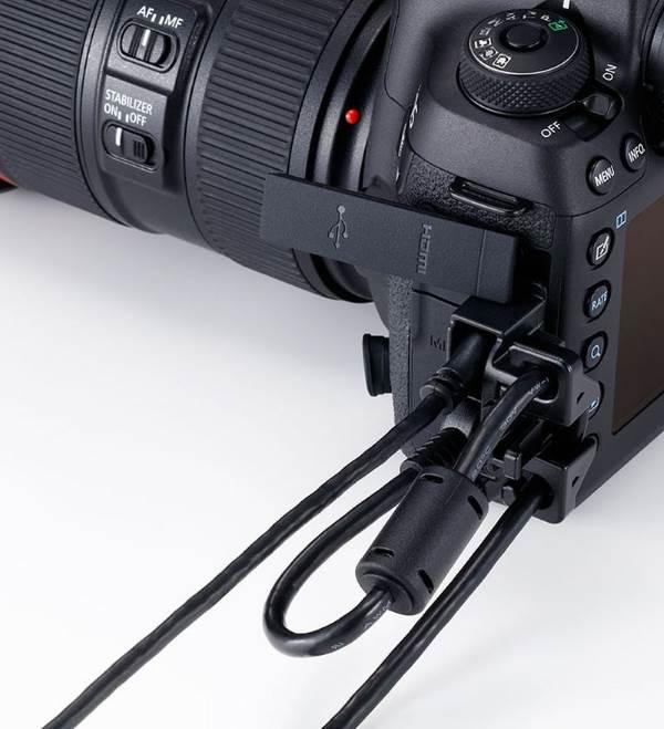 Разъемы Canon EOS 5d MarkIV