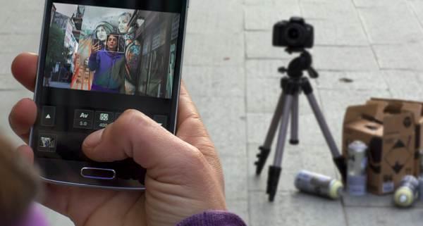 Пример фотографии с Canon EOS 750D