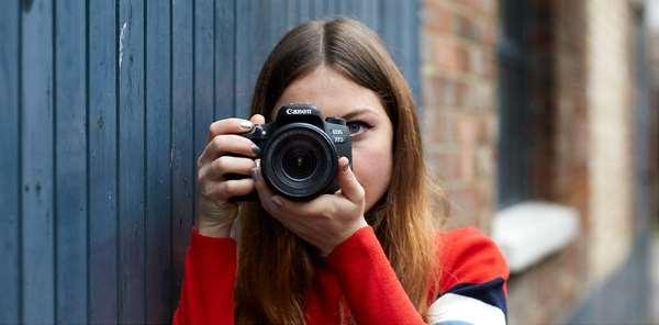 Образец фотографии с Canon EOS 77D