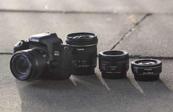 Система Canon EOS