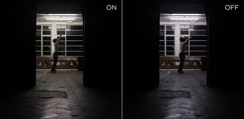 Пример снимка Canon EOS 80D