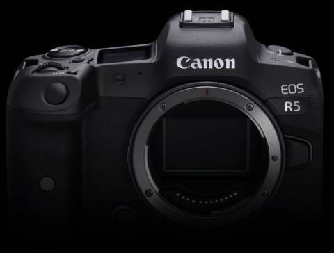 CANON EOS R5 описание