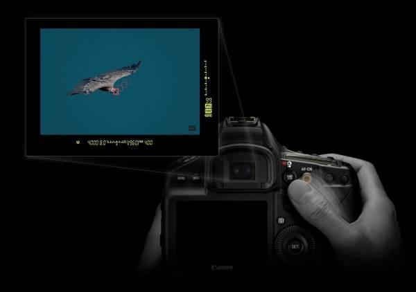 Камера Canon EOS-1D X Mark III описание