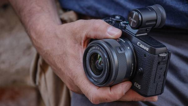 Canon EOS M6 Mark IICanon EOS M6 Mark II описание