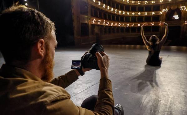 Камера Canon EOS R6 описание