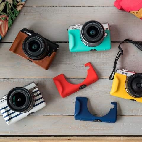 Фотокамера Canon EOS M100 описание