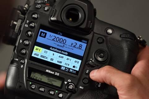 Фотокамера Nikon D6 описание