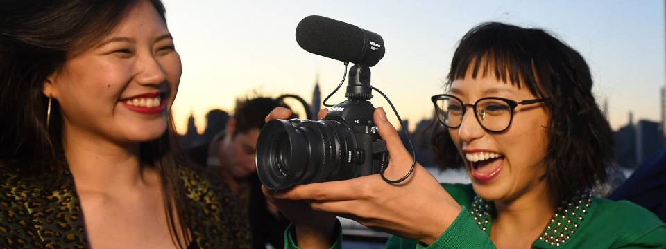 Камера Nikon Z50 описание