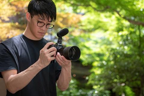 Камера Nikon Z5 описание