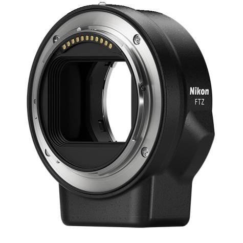 Переходник Nikon FTZ