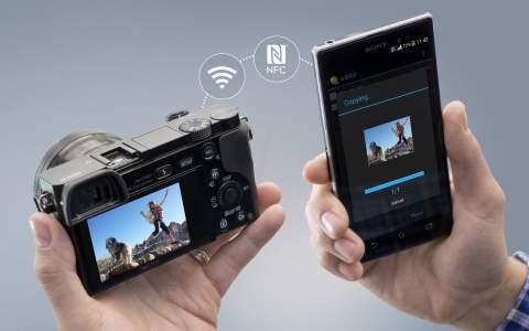 Фотокамера Sony α6000 (ILCE-6000) описание
