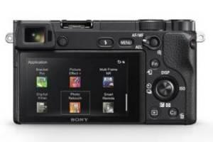 Фотокамера Sony Alpha A6300 (ILCE-6300) описание