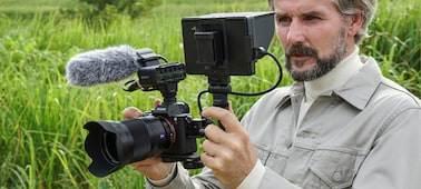 Фотокамера Sony Alpha ILCE-7SM2 (ILCE-7SM2) описание