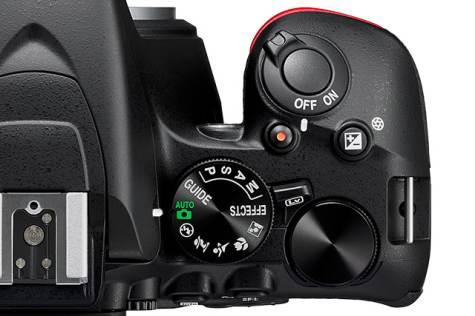 Фотоаппарат Nikon D3500 описание