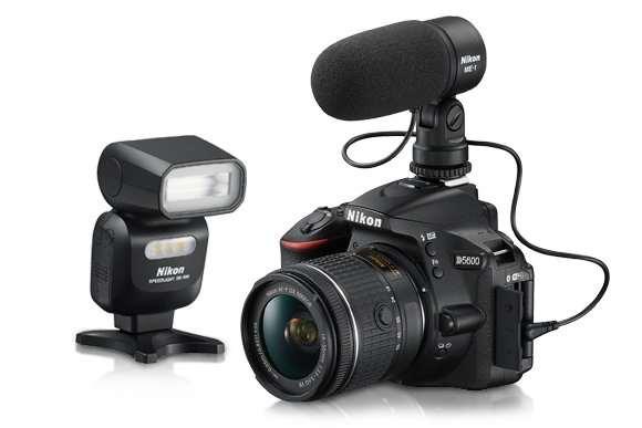Пример снимка Nikon D5600