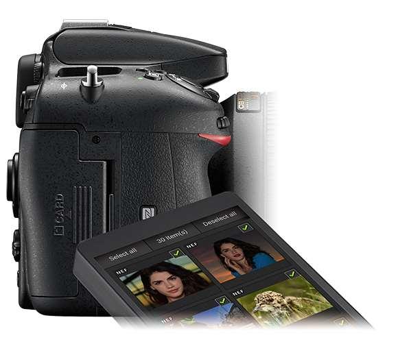 Пример снимка Nikon D7200