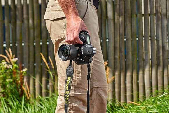Образец снимка Nikon D750
