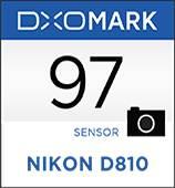 Nikon D810 DxOMark