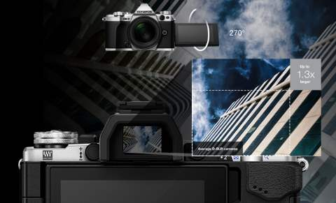 Фотокамера Olympus OM-D E-M5 Mark II описание