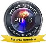 Камера года, Лучшая профессиональная системная камера