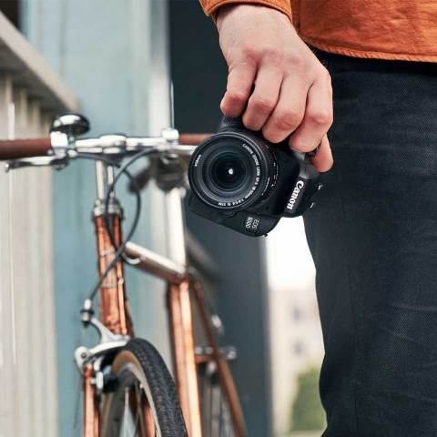 Объектив Canon EF-S 18-55mm f/4-5.6 IS STM описание