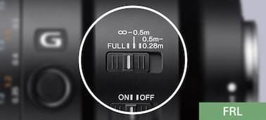 Описание Sony FE 90 мм F2.8 Macro OSS (SEL90M28G)