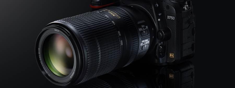 Объектив Nikon Nikkor AF-P 70-300mm f/4.5-5.6E ED VR