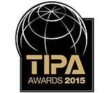 Награда TIPA AWARD 2015
