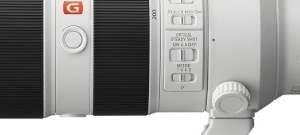 Объектив Sony SEL70200GM FE 70–200 мм F2.8 GM OSS описание