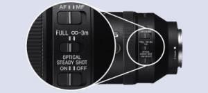 Объектив Sony SEL-70300G FE 70-300mm f/4.5-5.6 G OSS описание