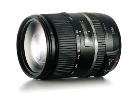 Объектив Tamron 28-300mm F/3.5-6.3 Di VC PZD A010 описание