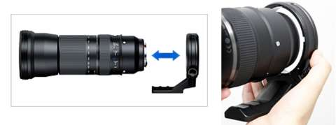 Объектив Tamron SP 150-600mm f/5-6.3 VC USD A011 описание