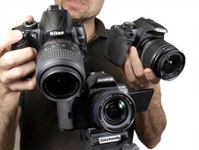 Куча ненужных фотокамер